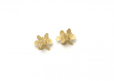 John Iversen Hydrangea earrings