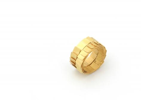 Jacqueline Ryan, gold, Italian jewelry