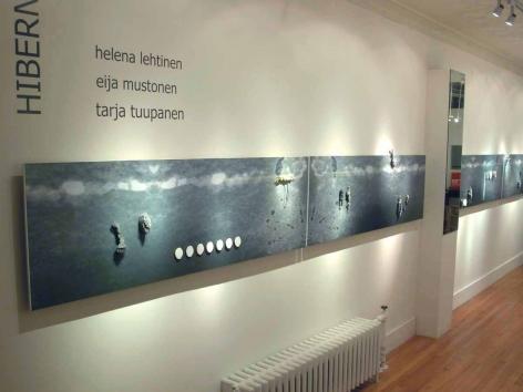Hibernate, Finnish contemporary jewelry, Helena Lehtinen, Eija Mustonen, Tarja Tuupanen