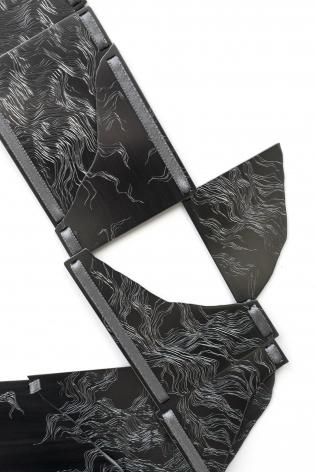 Valerie James, necklace, RISD, engraving