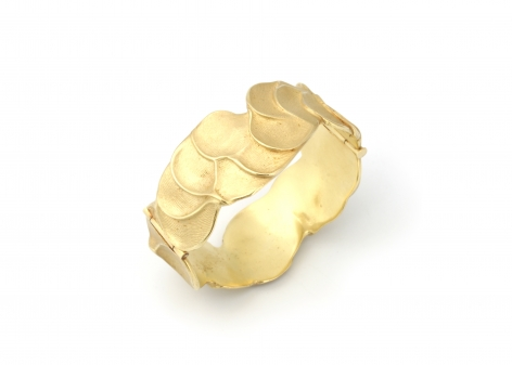Gerd Rothmann, fingerprint, gold, jewelry