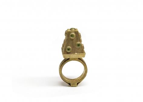 Giovanni Sicuro, Italian contemporary jewelry, traditional technique