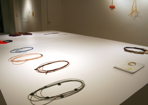 Silke Spitzer, German, jewelry, design, exhibition