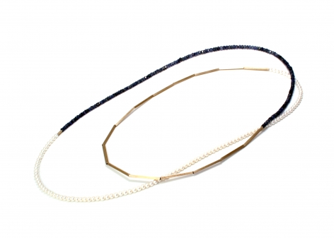 Dorothee Striffler, necklace