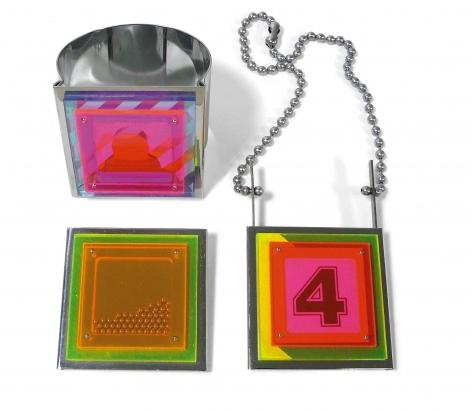 Gerd Rothmann, plastic jewelry