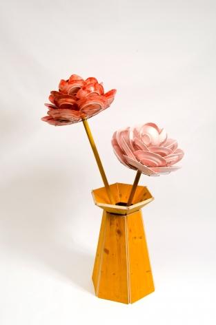 David Bielander, vase of flowers, Grand Prix Suisse de Design 2017, Swiss Design Prize