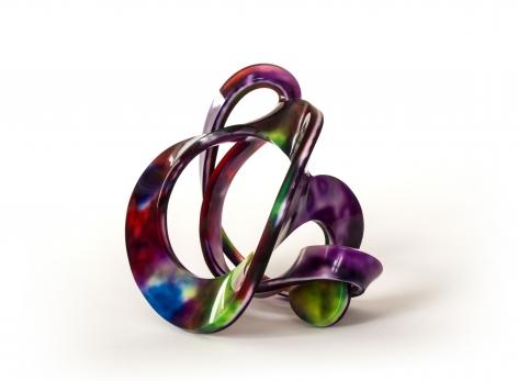 Petra Zimmerann, bracelet, acrylic