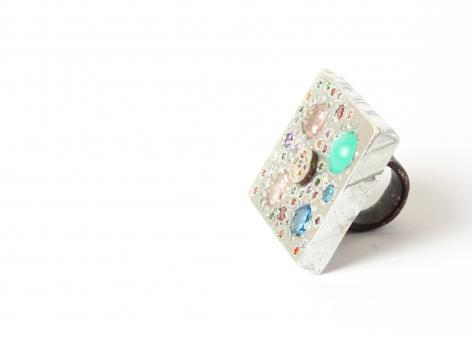 Karl Fritsch, Ring, German Design, New Zealand