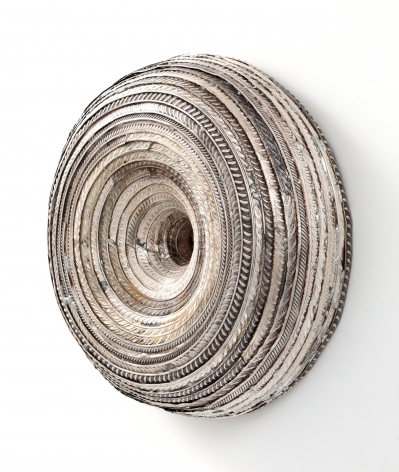 Jaydan Moore Platter, silver-plated