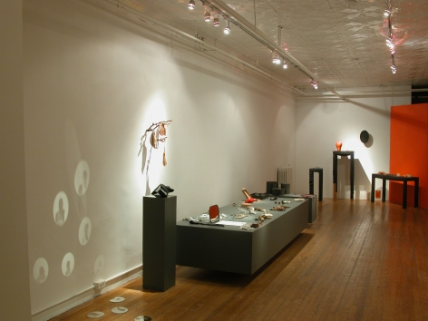 Iris Eichenberg exhibition