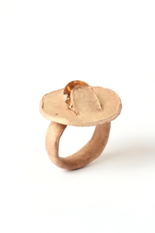 Karl Fritsch Ring, German, Jewelry
