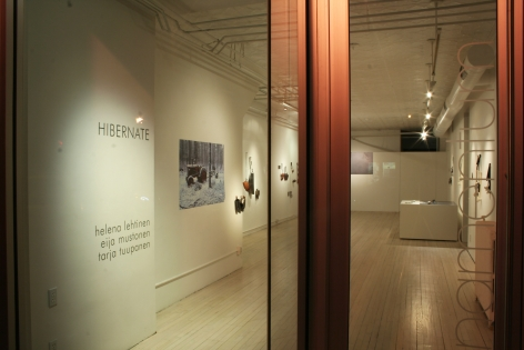 Hibernate, Finnish art jewelry