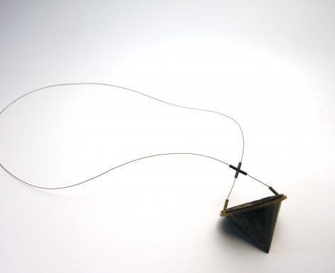 Ted Noten, Dutch Design, older works, diamond pendant