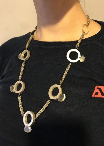 Philip Sajet Dutch jewelry design, ring,  necklace