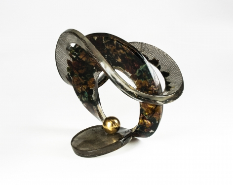 Petra Zimmermann, Austria, Acrylic, Bracelet, contemporary jewelry, design/miami