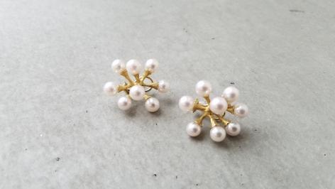 John Iversen Jacks, jax, earrings