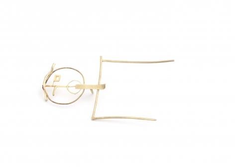 Ted Noten, Dutch Design, brooch