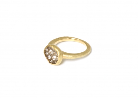 TAP by Todd Pownell, diamond ring