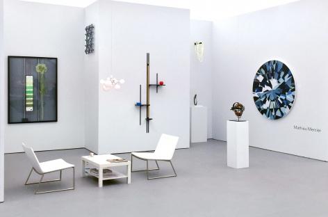 Mathieu Mercier solo project at Untitled, Miami 2014
