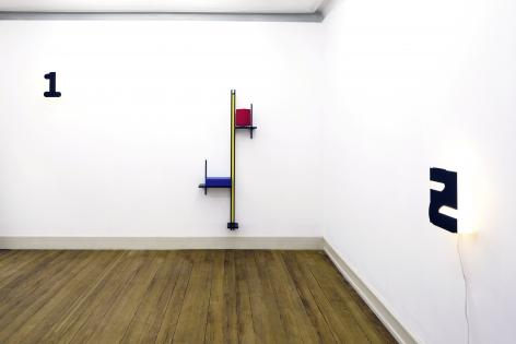 Mathieu Mercier Denis Gardarin Gallery
