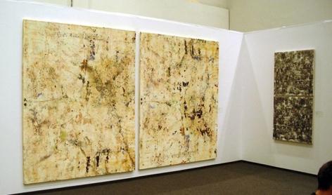 Galerie Benden und Klimczak - ART Cologne 2003