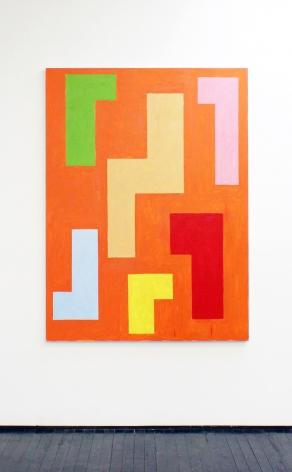 Thornton Willis at Jack Hanley Gallery, 2016