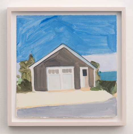 "Maureen Gallace ""Grey Shack"""