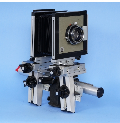 Sinar P 4 x 5 View Camera with Case and Accessories