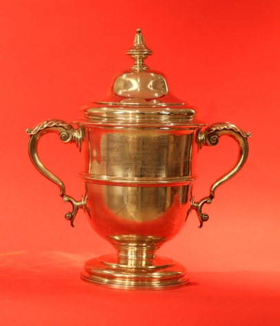 "NYYC Silver Trophy Won by ""Valmore"" 7/20/1903"