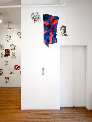 gorchov exhibition elevator installation