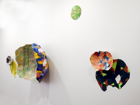 Rachael Gorchov Concave Installation No. 5