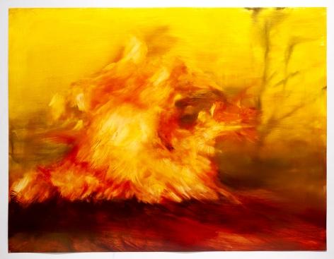 karen marston inflame painting