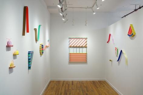 chiaozza sculptures installation view