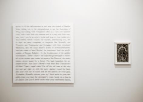 Gary Gissler / Huston Ripley Installation