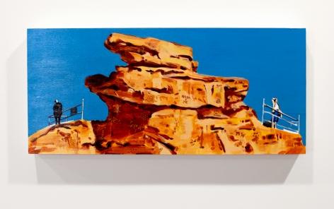 mark mann landmark painting