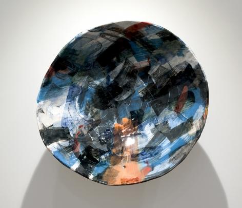 Rachael Gorchov Oculus (ii), 2017 Glazed ceramic