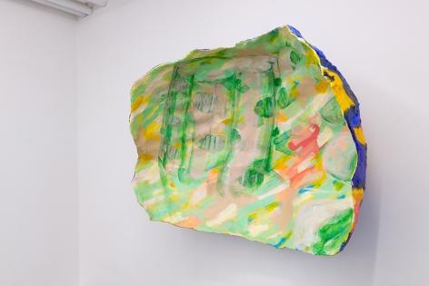 Rachael Gorchov Cloud Chair sculpture