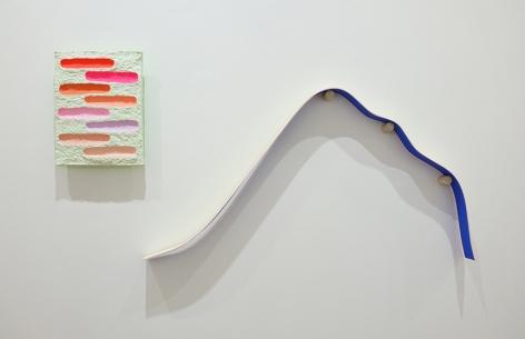 chiaozza paper pulp and bent wood sculptures
