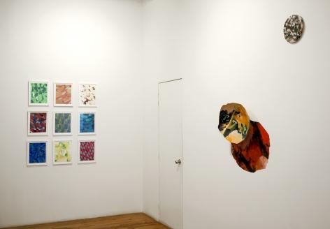 Rachael Gorchov Concave Installation No. 6