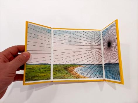 Jonathan Cowan - Radiant Void, 2019