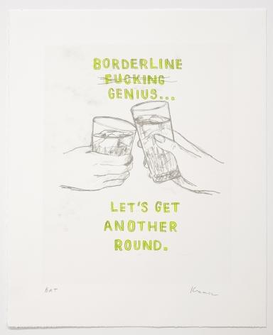 David Kramer - Borderline Genius, 2019