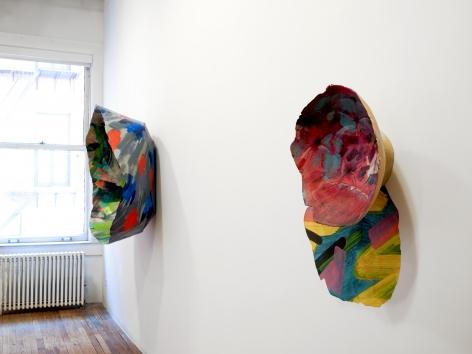 Rachael Gorchov Concave Installation No. 3
