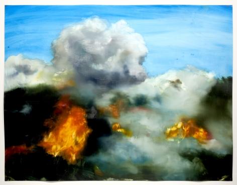 karen marston smoke descends painting