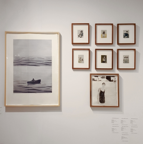 Richard Bosman and Elin Rodseth artwork installation