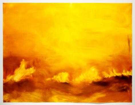 karen marston gold glow painting