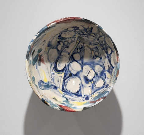 Rachael Gorchov Oculus, 2016 Glazed ceramic