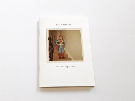 Little Fugitives: Photographs From The Collection of Billy Parrott, 2019