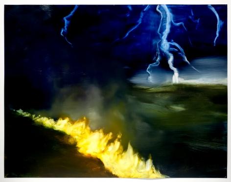 karen marston conflagration painting