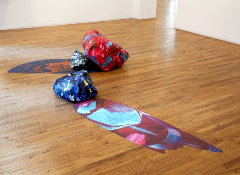 Rachael Gorchov Concave Installation No. 7