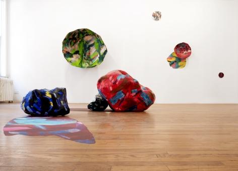 Rachael Gorchov Concave Installation no. 10